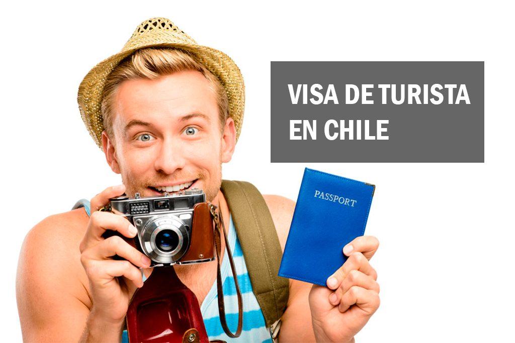 visa de turista en chile