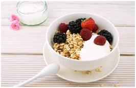 Yogurt Con Frutos Secos