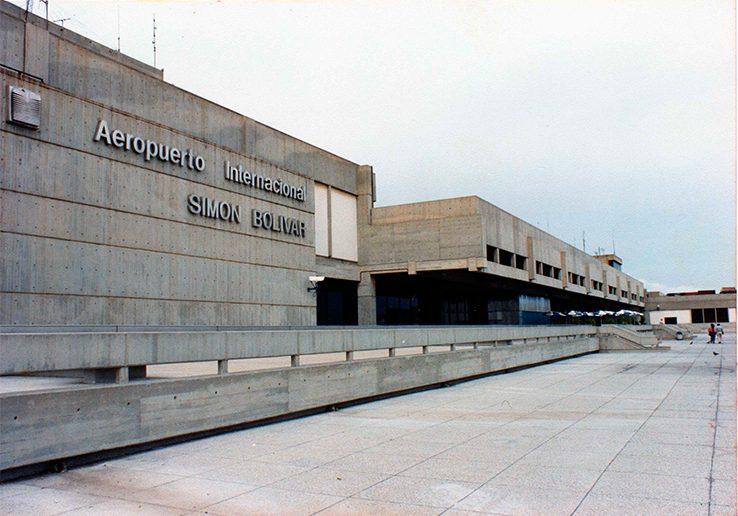 Aeropuesto Simon Bolivar Caracas