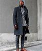 Vestimenta por capas para el invierno