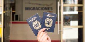 visa de responsabilidad democratica