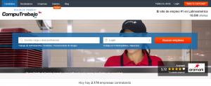 Pagina para buscar empleos en chile computabajo