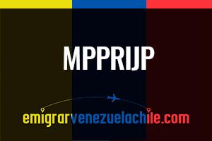 tramites Ministerio del Poder Popular para Relaciones Interiores, Justicia y Paz