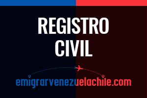 tramites registro civil