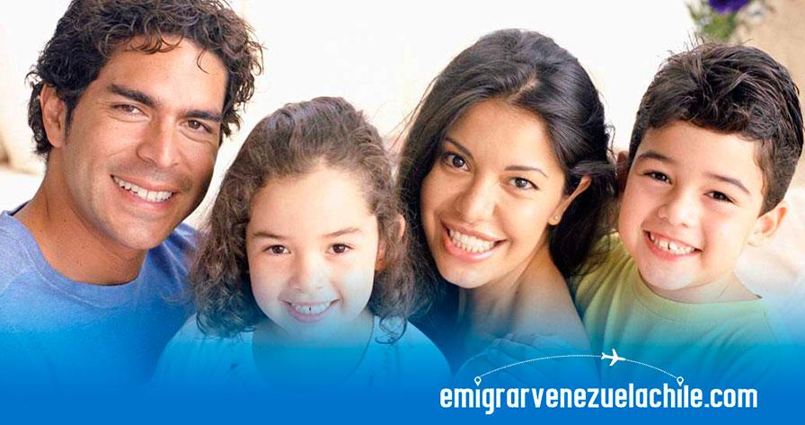 Salvoconducto a Venezolanos para reunificacion familiar
