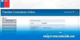 Nuevo requisitos para la visa de responsabilidad democratica