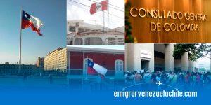 Consulados de chile en el mundo