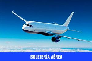 Boletería Aérea a Chile